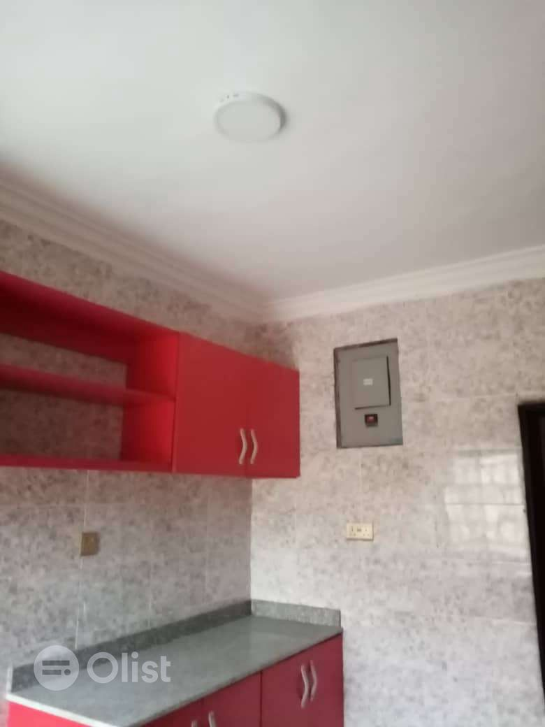newly built 3bedroom flat for rent in mercyland estate,ayobo