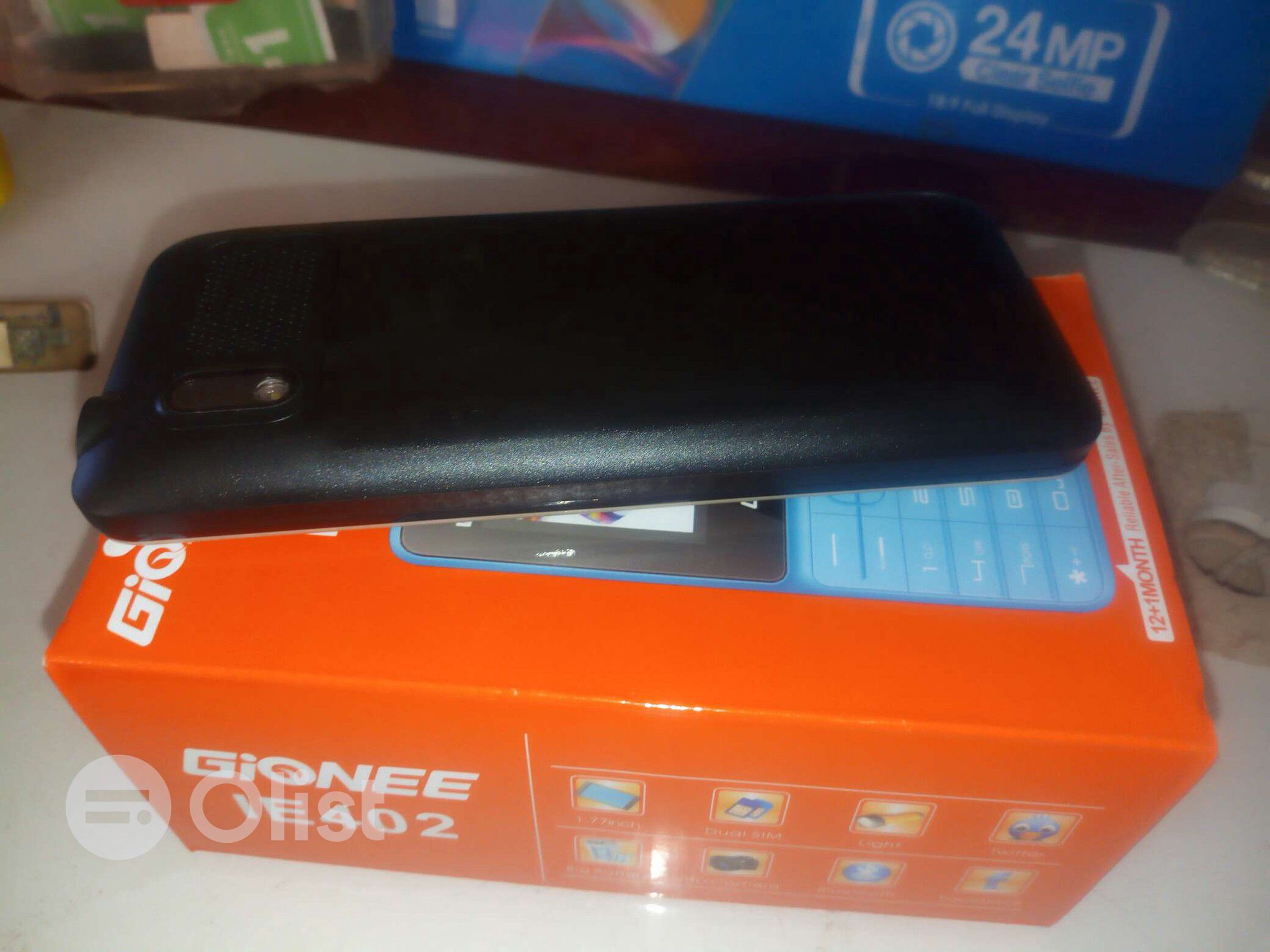 New Under 4 GB  Gionee A1 Lite