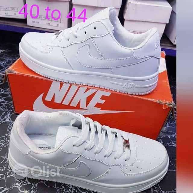 they are new shoes from United kingdom