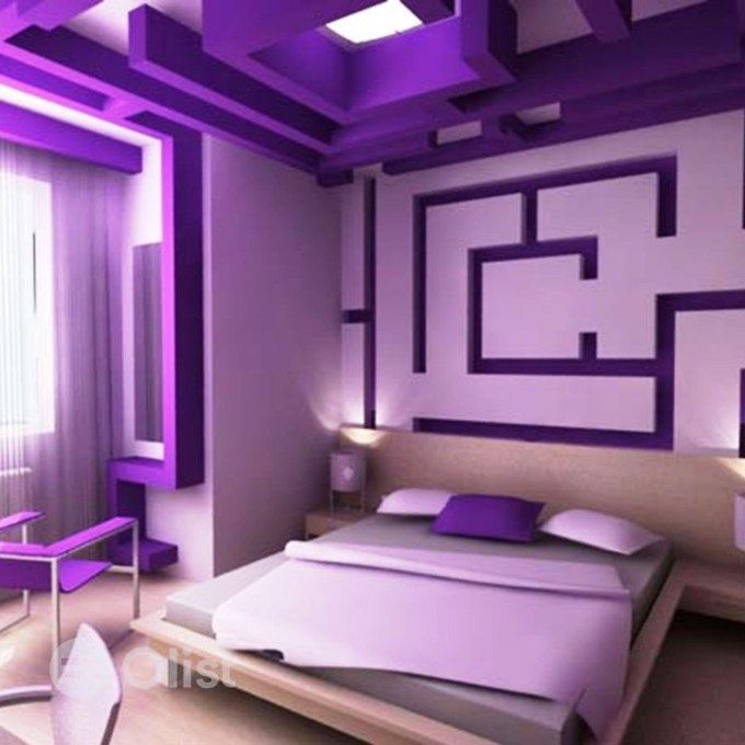 Pink And Purple Room Wall Colors Combination In Obio Akpor Building Trade Steven Ezebuiro Find More Building Trade Services Online From Olist Ng