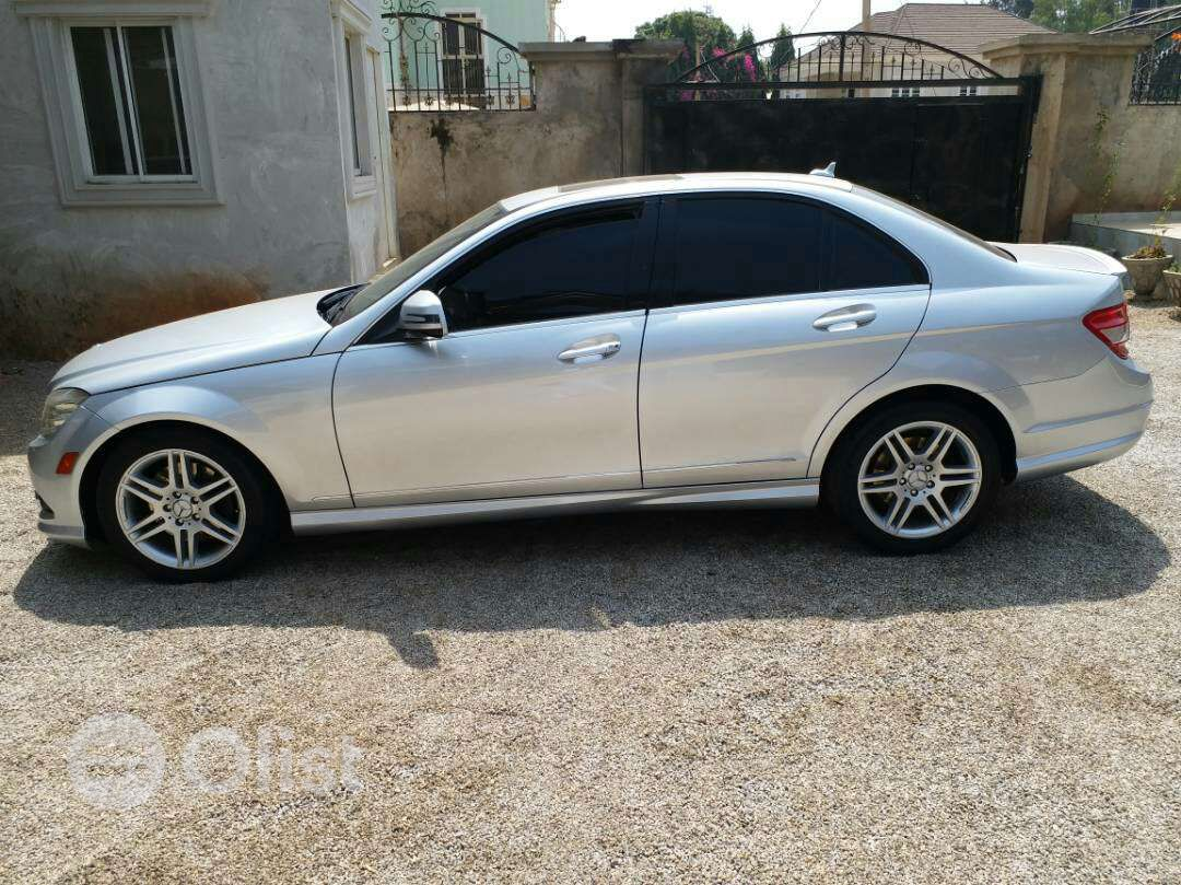 2010 Mercedes-Benz C350  Automatic Nigerian Used