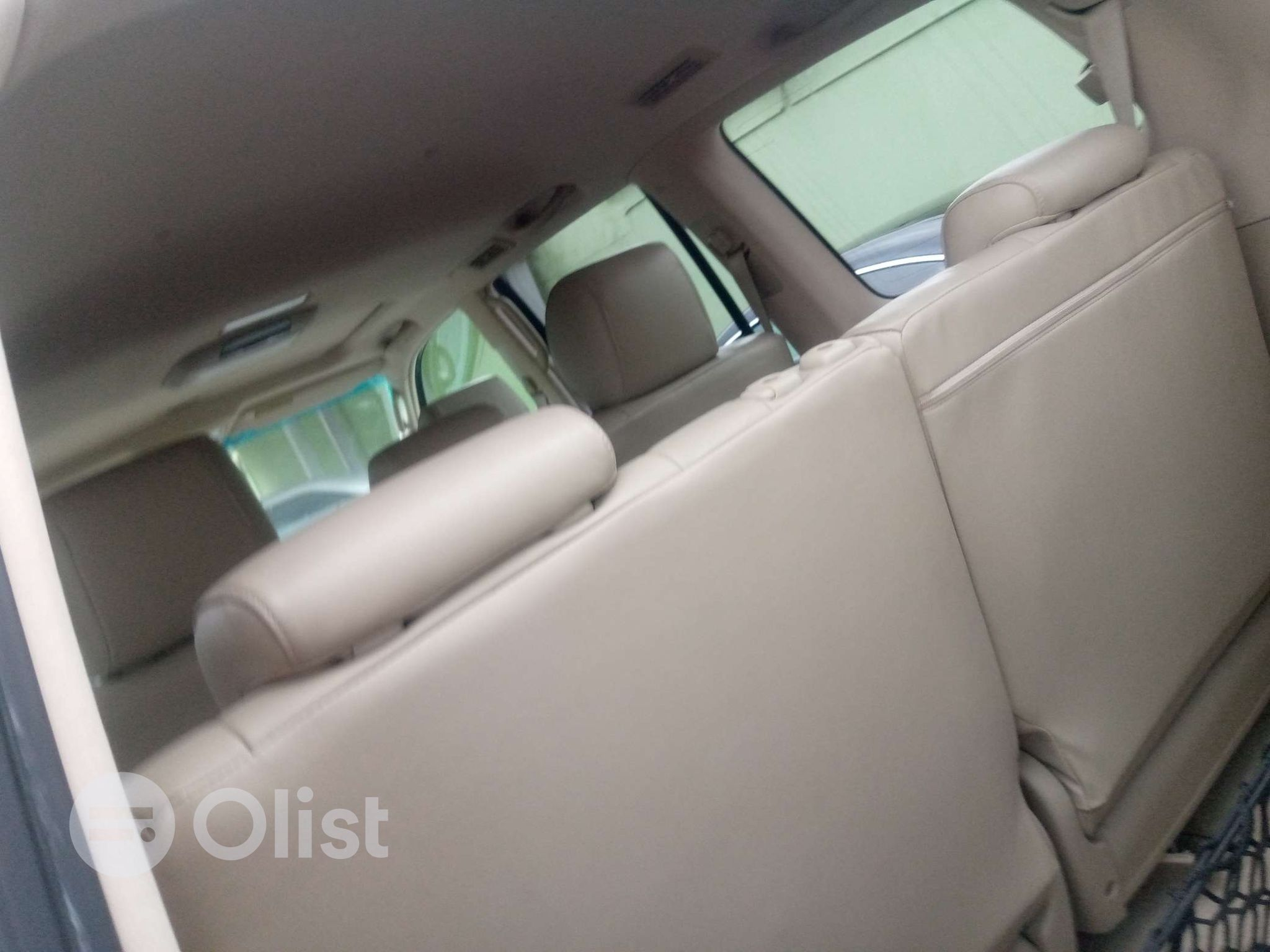 2005 Lexus GX Blue Automatic Foreign Used