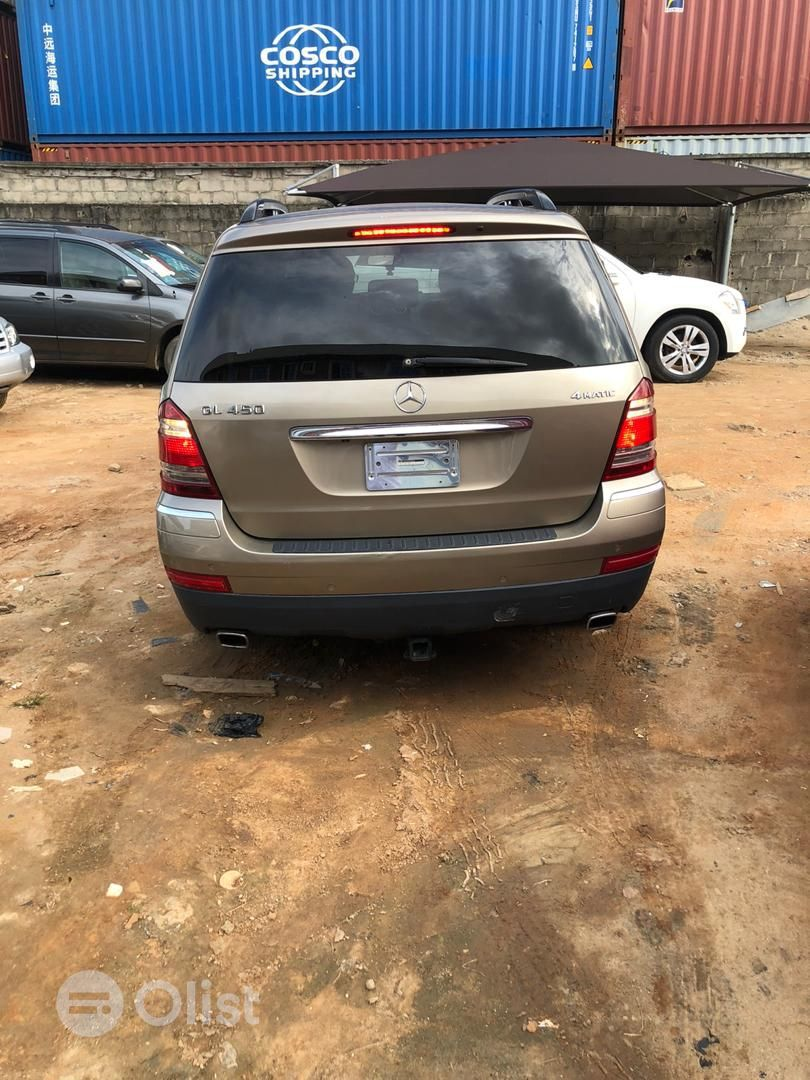 2009 Mercedes-Benz GL 450  Automatic Foreign Used