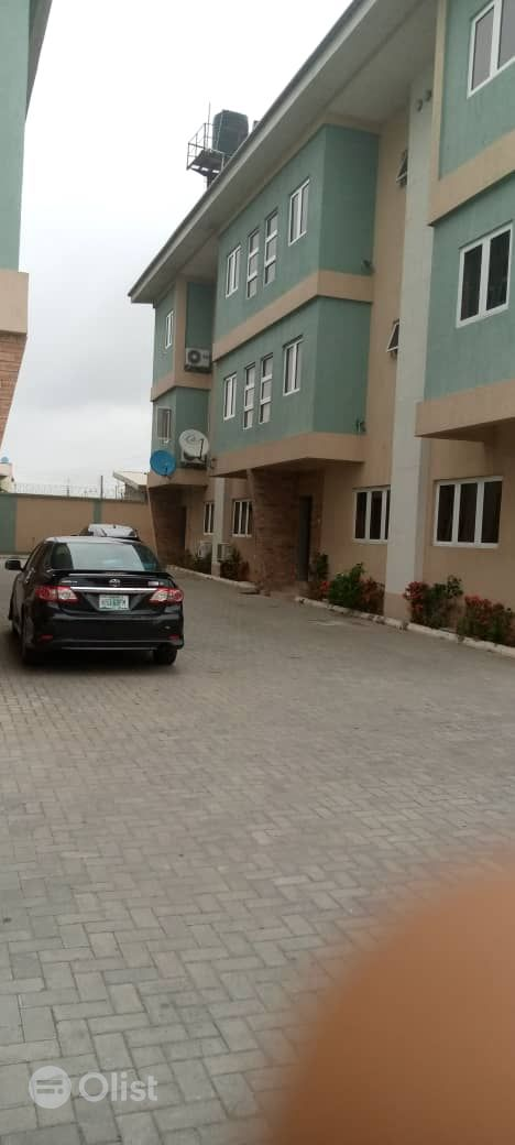 4 Bedroom Terrace Duplex with a room BQ for Sale in Lekki Phase 1