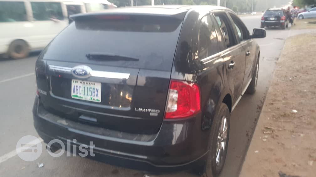 2014 Ford Model  Automatic Nigerian Used