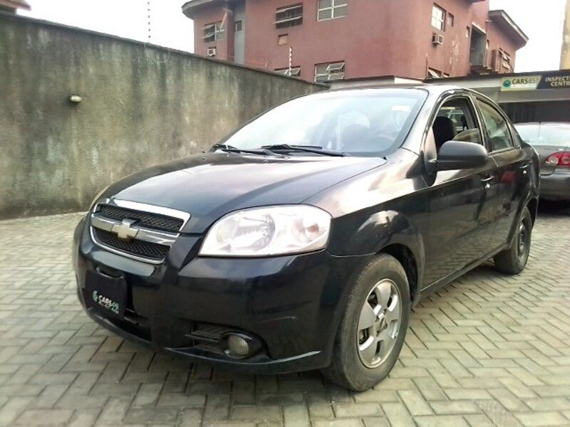 2009 Chevrolet Aveo  Automatic Nigerian Used