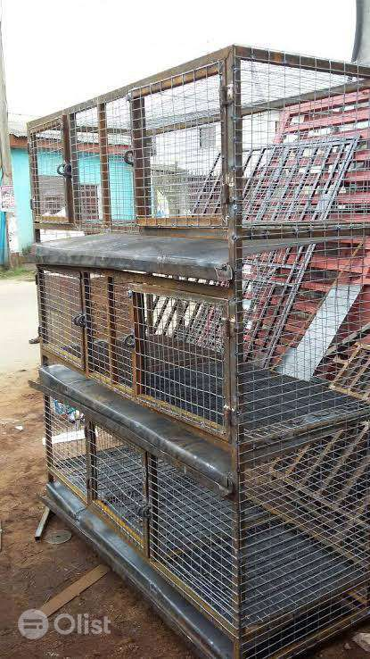 Grasscutters Cages for sale