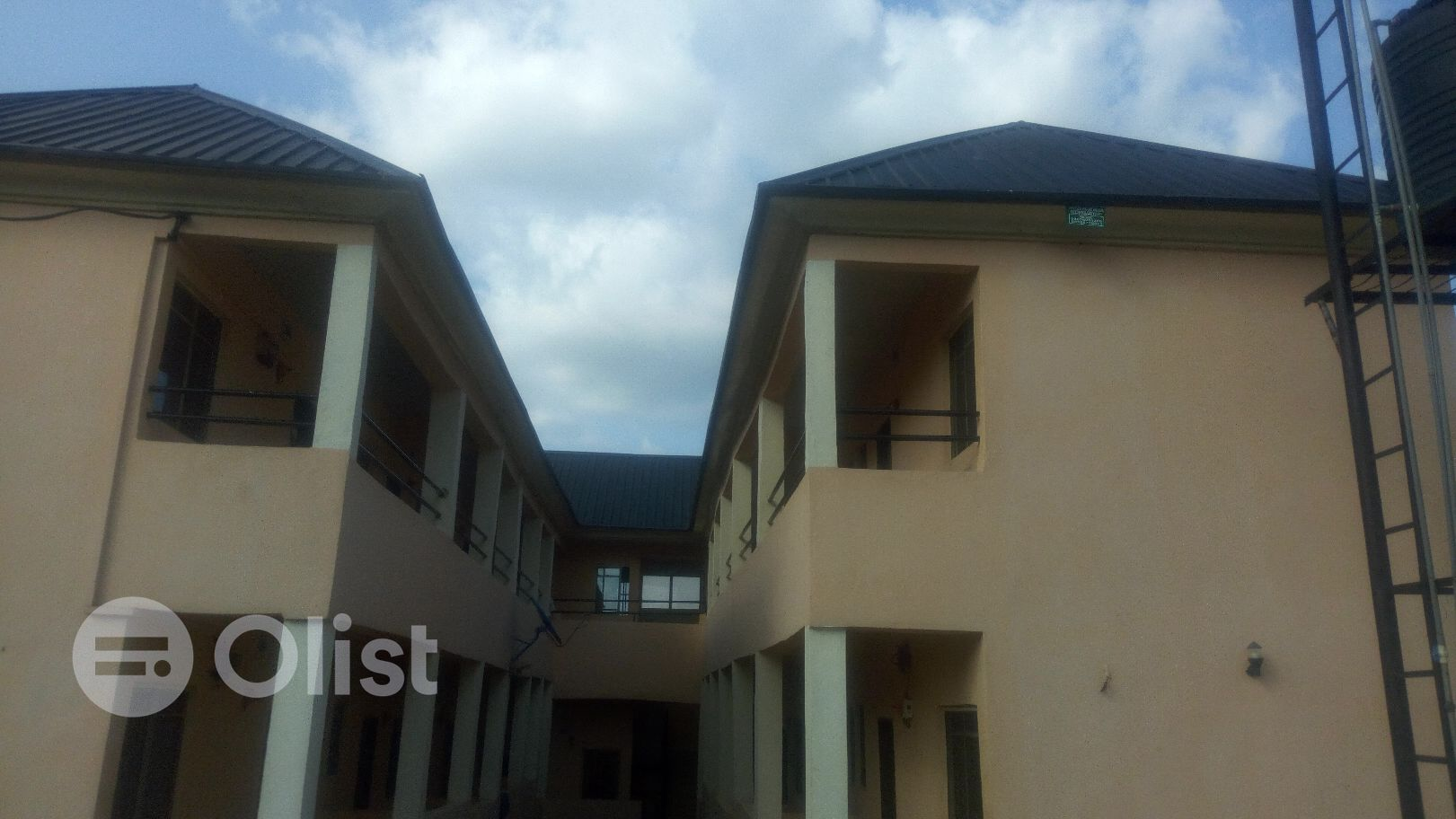 A 20 rooms self contain for sale at satellite town