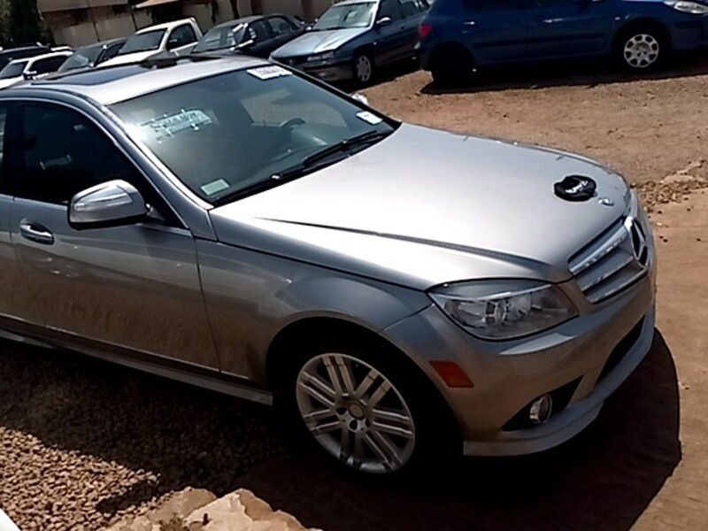 2008 Mercedes-Benz C350  Automatic Foreign Used