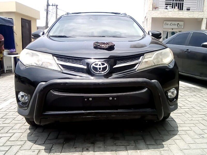 2015 Toyota RAV4  Automatic Foreign Used
