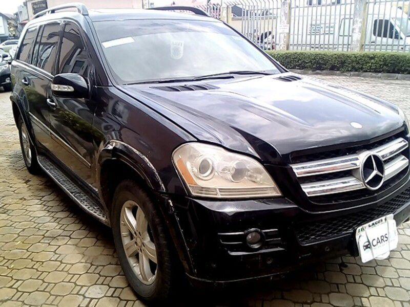 2008 Mercedes-Benz GL 450  Automatic Nigerian Used