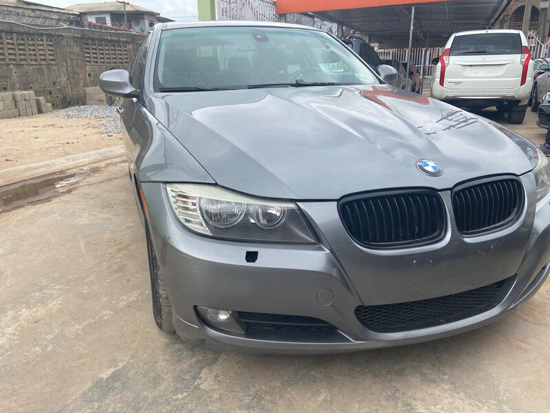 2009 BMW 3 Series  Automatic Foreign Used
