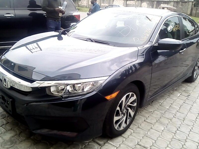 2017 Honda Civic  Automatic Foreign Used