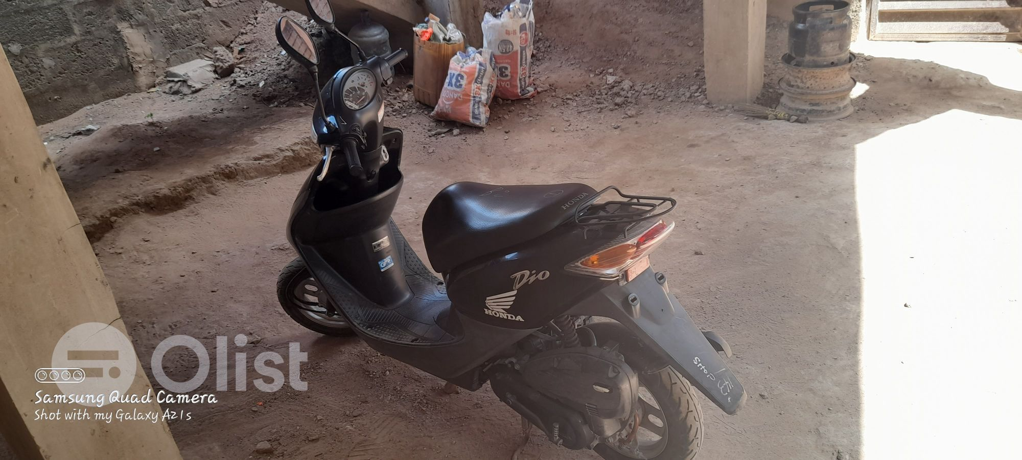 Honda Dio Motorcycle Scooter