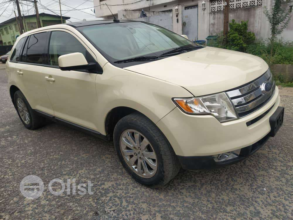 2007 Ford Edge  Automatic Foreign Used