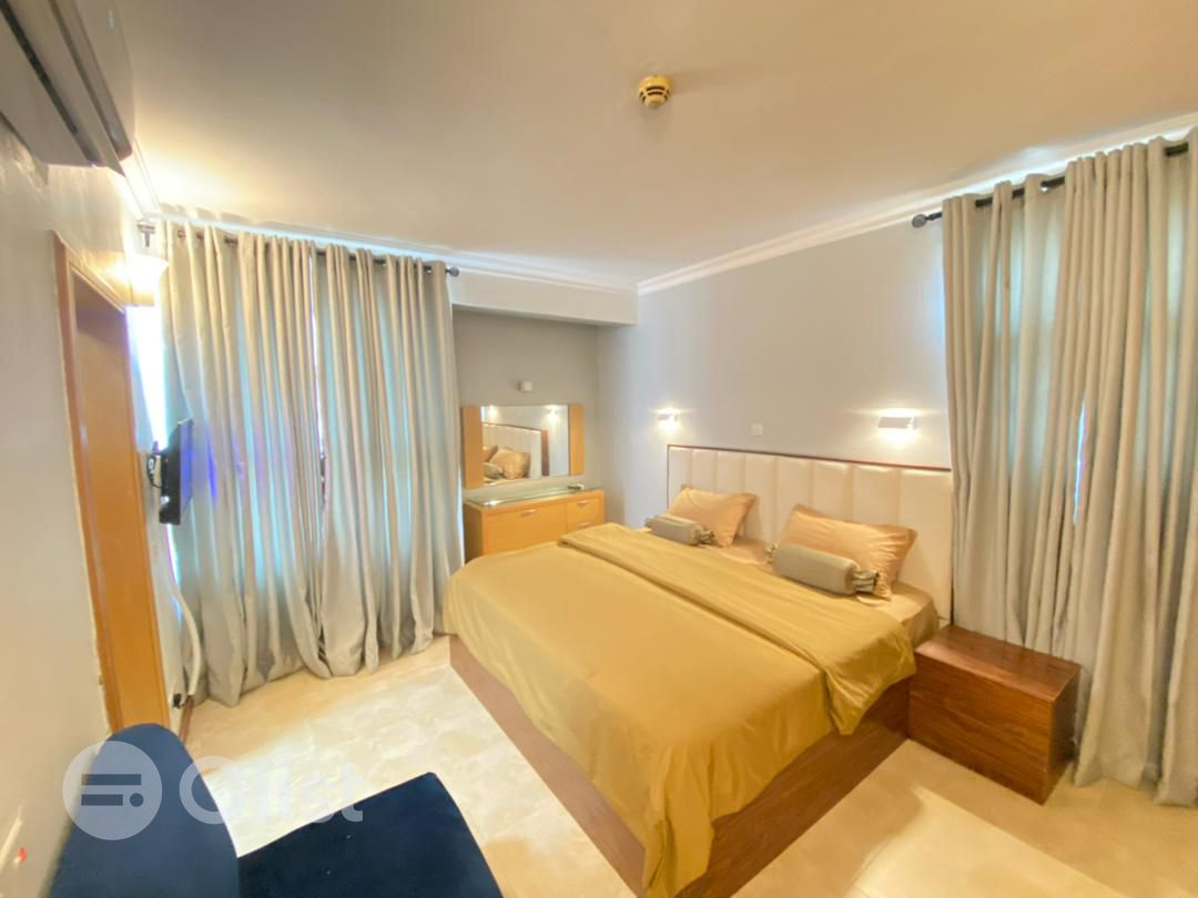 alluring 3 bedroom apartment in the heart of Ikoyi