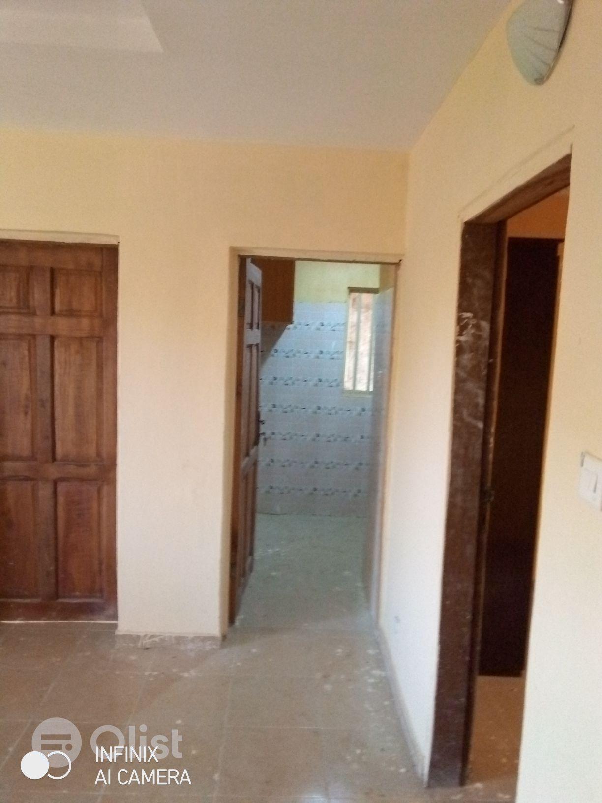2bedroom with POP Ceiling 400k per annum