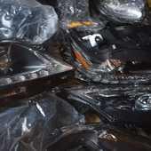 front headlamp set Lexus RX 350 2010 model