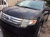 2007 Ford Edge Gray Automatic Foreign Used