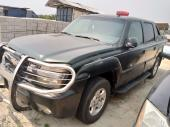 2005 Chevrolet Avalanche  Automatic Nigerian Used
