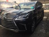 2016 Lexus LX  Automatic Foreign Used