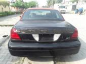 2009 Ford Crown  Automatic Nigerian Used