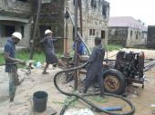 Drilling of Boreholes
