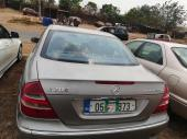 2011 Mercedes-Benz 200E  Automatic Nigerian Used