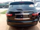 2014 Infiniti JX  Automatic Foreign Used