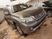 2013 Lexus GX Black Automatic Foreign Used