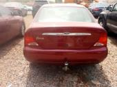 2008 Ford Focus  Automatic Foreign Used