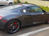2008 Audi R8 Gray Manual Foreign Used