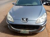 2008 Peugeot 406  Automatic Nigerian Used