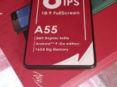Itel A55 android phone