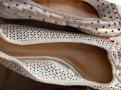 flat outing shoes