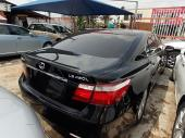 2008 Lexus LS Black Automatic Foreign Used