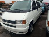 2000 Volkswagen Commercial  Manual Foreign Used