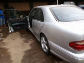 2001 Mercedes-Benz E230  Automatic Nigerian Used
