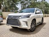 2019 Lexus LX  Automatic Foreign Used
