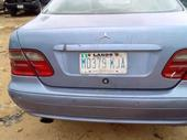 1998 Mercedes-Benz 230E  Automatic Nigerian Used