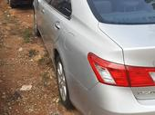 2009 Lexus ES Silver Automatic Foreign Used