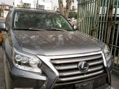2015 Lexus GX  Automatic Foreign Used