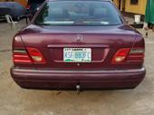 1999 Mercedes-Benz 190E  Automatic Nigerian Used