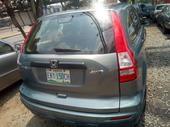 2011 Honda CR Gray Automatic Foreign Used