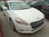 2012 Peugeot 508  Automatic Foreign Used