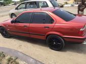 2000 BMW 318i Red Manual Nigerian Used