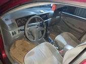 2005 Toyota Corolla Red Automatic Nigerian Used