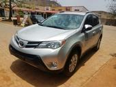 2014 Toyota RAV4 Silver Automatic Foreign Used
