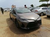 2018 Toyota Corolla Gray Automatic Foreign Used