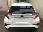 2019 Toyota C-HR White Automatic Foreign Used